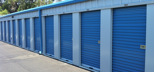 Have you ever thought about self-storage for your business?
