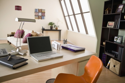 How to Design the Ideal Home Office Picture