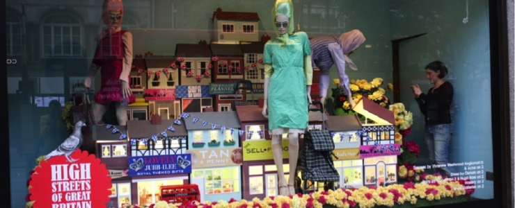 How to Have an Attractive Store Front all Year Long