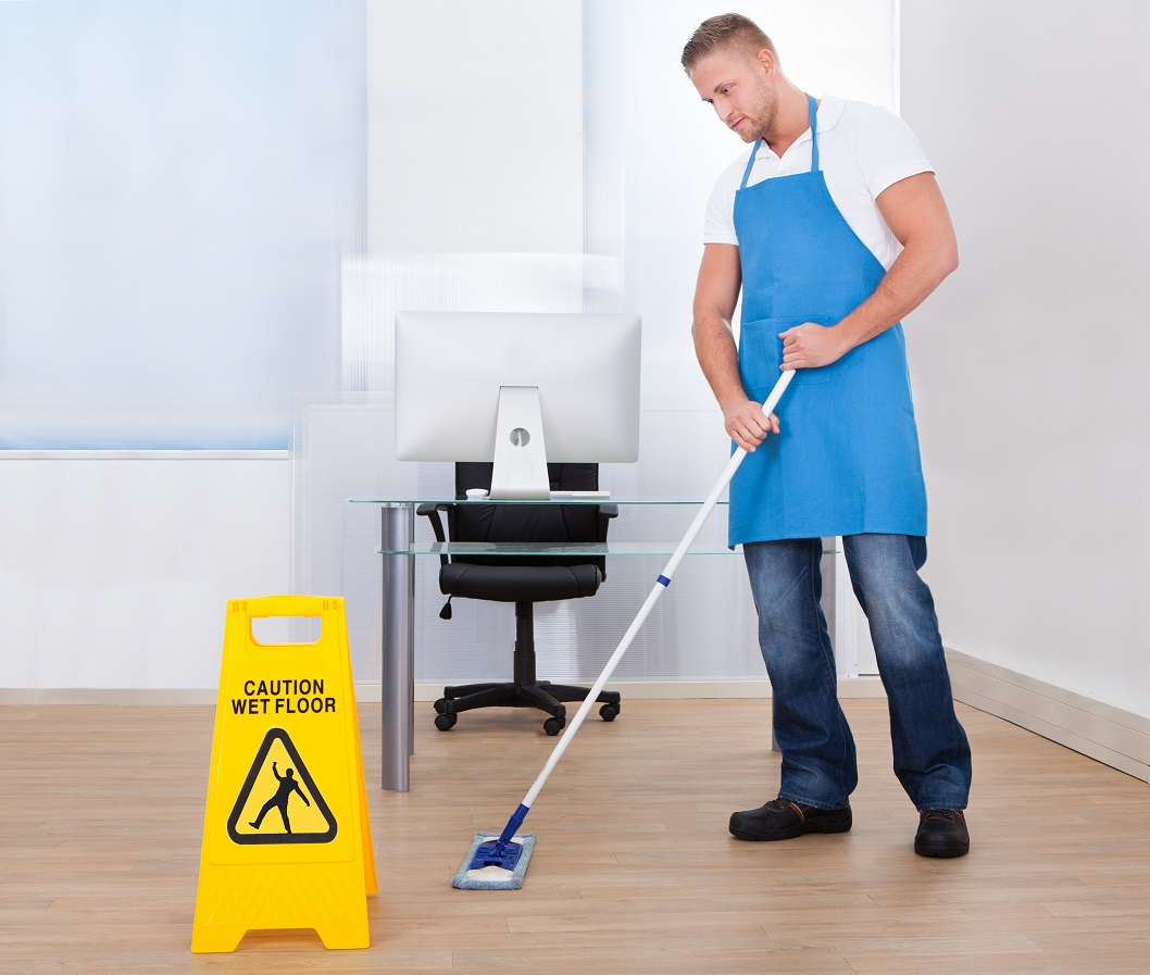 How To Keep Your Office Clean Skytreecorp