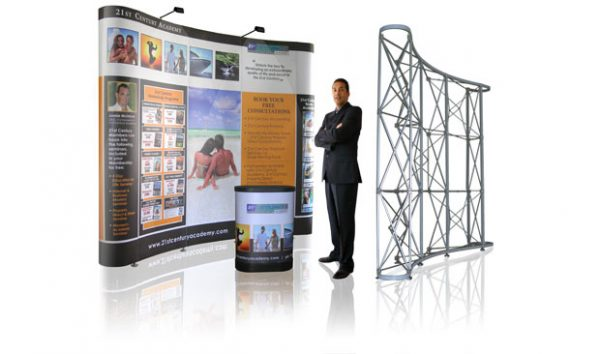 Expo Stand Banner : Main benefits of pop up banners for all types