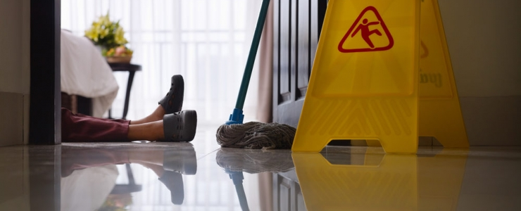 Mistakes to avoid after a slip and fall accident