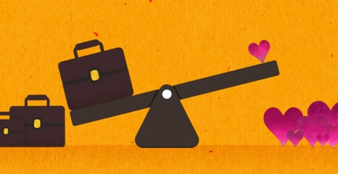 Secrets to balancing your work and love life