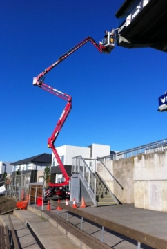 Selecting the perfect spider lift hire specialists