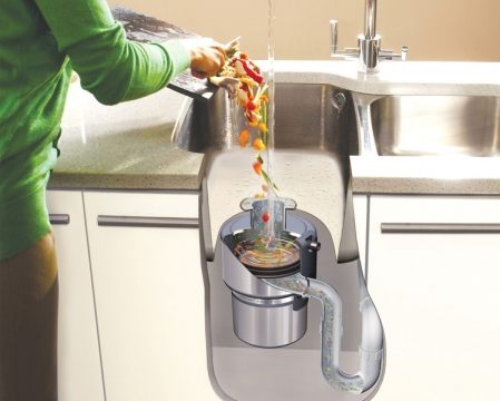 Why everyone needs a garbage disposal at home