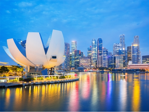 Is Singapore the right place to start a business