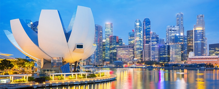 Is Singapore the right place to start a business?