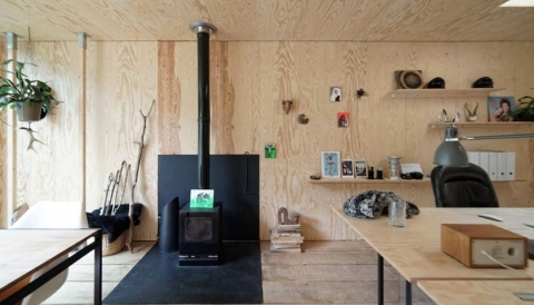 Keeping your garden office warm when the weather turns cold