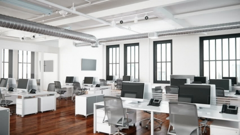 Office renovation - proactive planning speeds up the cost-efficient process