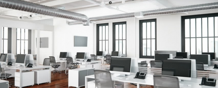 Office renovation: proactive planning speeds up the cost-efficient process