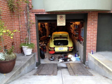 Starting your own auto repair garage
