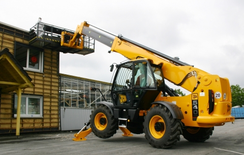 What should businesses know about telehandler hire